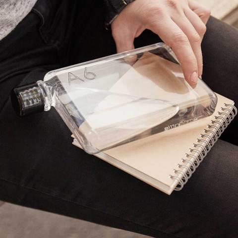 Бутылка Memobottle A6