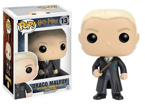 Фигурка Funko POP! Vinyl: Harry Potter: Draco Malfoy 6569
