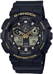 Наручные часы Casio G-Shock GA-100GBX-1A9