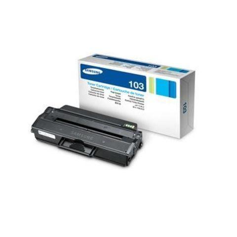 Картридж повышенной емкости Samsung MLT-D103L для принтеров ML-2950NDR, 2955DW, 2955ND, SCX-4705ND, SCX-4727FD, SCX-4729FW, SCX-4729FD. Ресурс 2500 страниц.