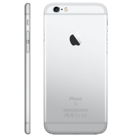 Apple iPhone 6S 32GB Silver (Серебристый) MN0X2