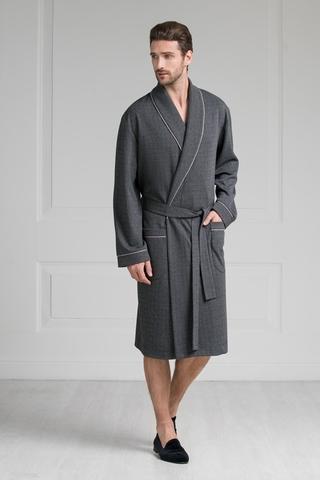 Мужской облегченный халат 30270  Laete Турция