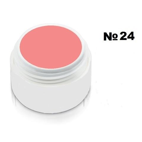 Моделирующий гель-пластилин для декоративного дизайна 7гр. №24 Коралловый