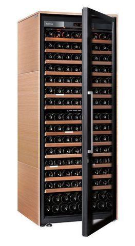 Винный шкаф EuroCave S Collection L светлое дерево, максимальная комплектация