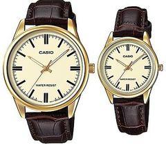 Парные часы Casio Standard: MTP-V005GL-9AUDF и LTP-V005GL-9AUDF