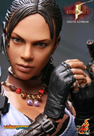 Biohazard Resident Evil 5 - Sheva Alomar BSAA