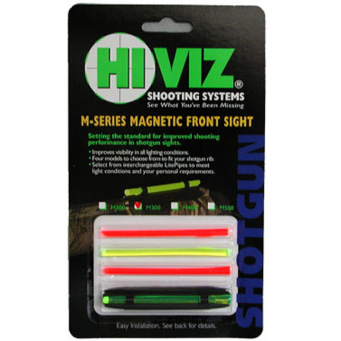 HIVIZ МУШКА MAGNETIC SIGHT M-SERIES M400 ШИРОКАЯ 8,2-11,3 ММ