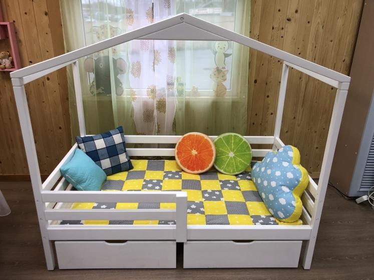 Кровать Беседка