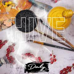 Кальянная смесь Daly 50 г Hive