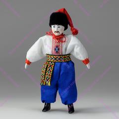 Кукла в украинском костюме