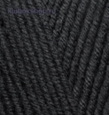 Alize Lanagold Черный 60 (5 шт.)