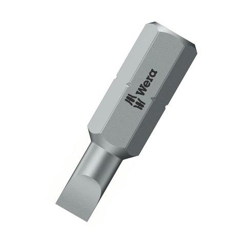 800/1 Z Насадка с плоским шлицем 0,5x3x39 мм