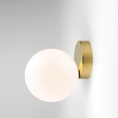 replica Tip of the Tongue wall/ceiling light by Michael Anastassiades ( gold )