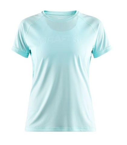 CRAFT PRIME RUN женская беговая футболка 2018 light blue