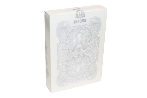 Baroque White Label Deck