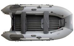 ПВХ-лодка Навигатор 350 НДНД PRO