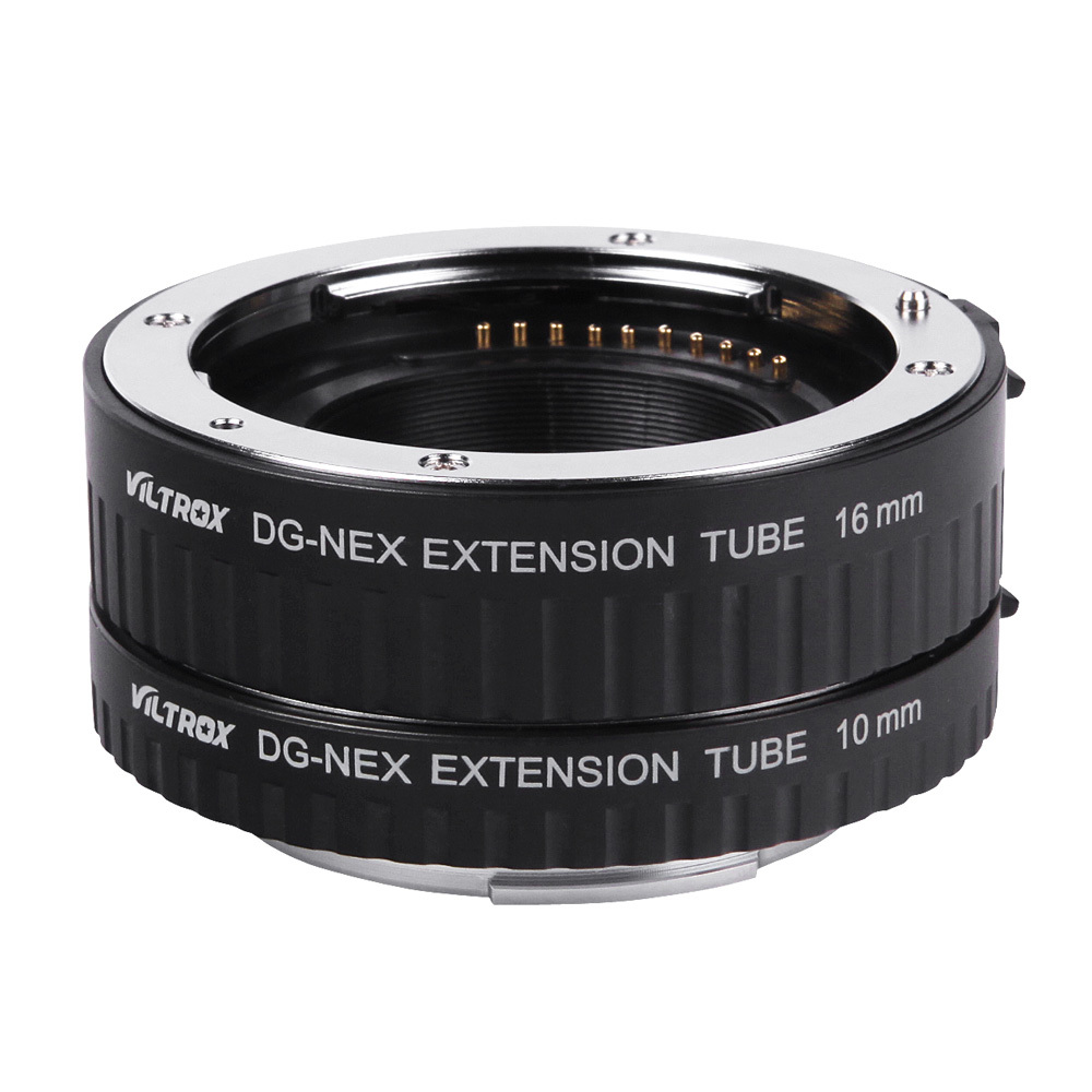 ����������� VILTROX DG-NEX Macro Extension Tube Set ��� Sony