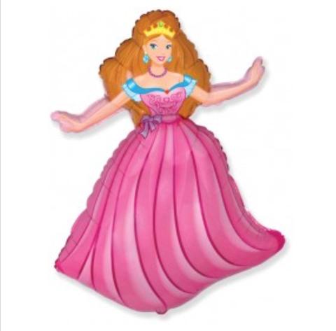 Фольгированный шар «Принцесса» #148876