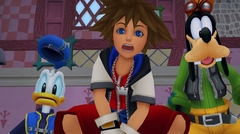 Sony PS4 Kingdom Hearts: The Story So Far (английская версия)