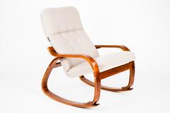 Кресло-качалка «Сайма» гардения