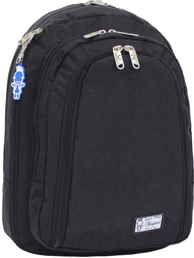 Городские рюкзаки Рюкзак Bagland Раскладной большой 32 л. Чёрный (0014270) 16f88bcb1b253282c0414e4539984174.JPG