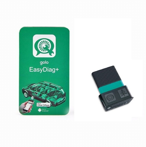 Автосканер Launch Golo EasyDiag plus (2 марки)