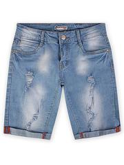 X112 шорты женские, голубые
