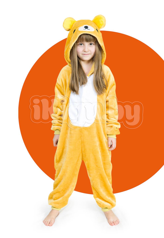 """Детские пижамы кигуруми """"Мишка"""" (Медведь) детки_мишка20190130-72769-1wvfnb7.jpg"""