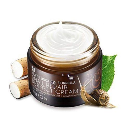 Кремы и гели Крем для лица с муцином улитки антивозрастной для сухой кожи Mizon Snail Repair Perfect Cream krem-dlia-litca-vosstanavlivaiushchii-s-mutcinom-ulitki-Mizon-Snail-Repair-Perfect-Cream-1.jpg