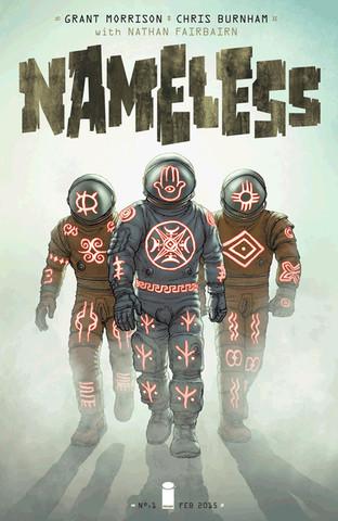 Namless #1 с автографом Криса Бёрнхэма