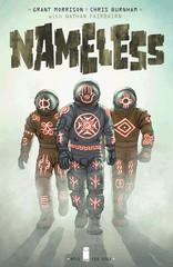 Namеless #1 с автографом Криса Бёрнхэма