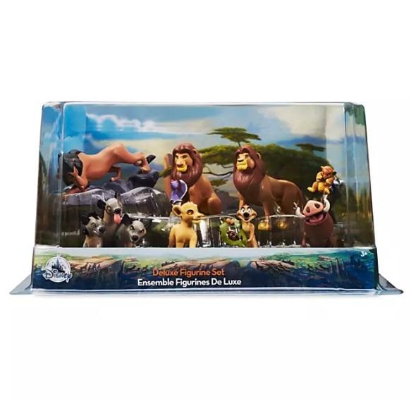 Набор фигурок «Король Лев» Deluxe Disney