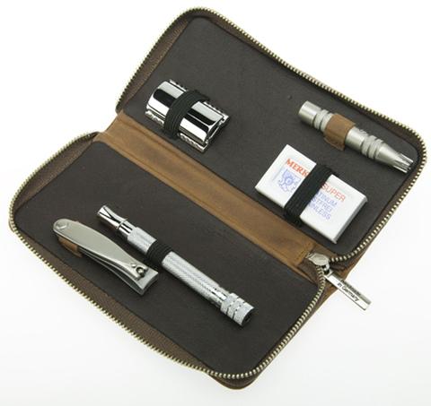Маникюрный набор-брелок в футляре Solinger Dovo 4016066