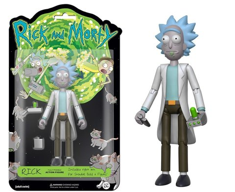 Фигурка Funko Action Figure: Rick  Morty: Rick 12924