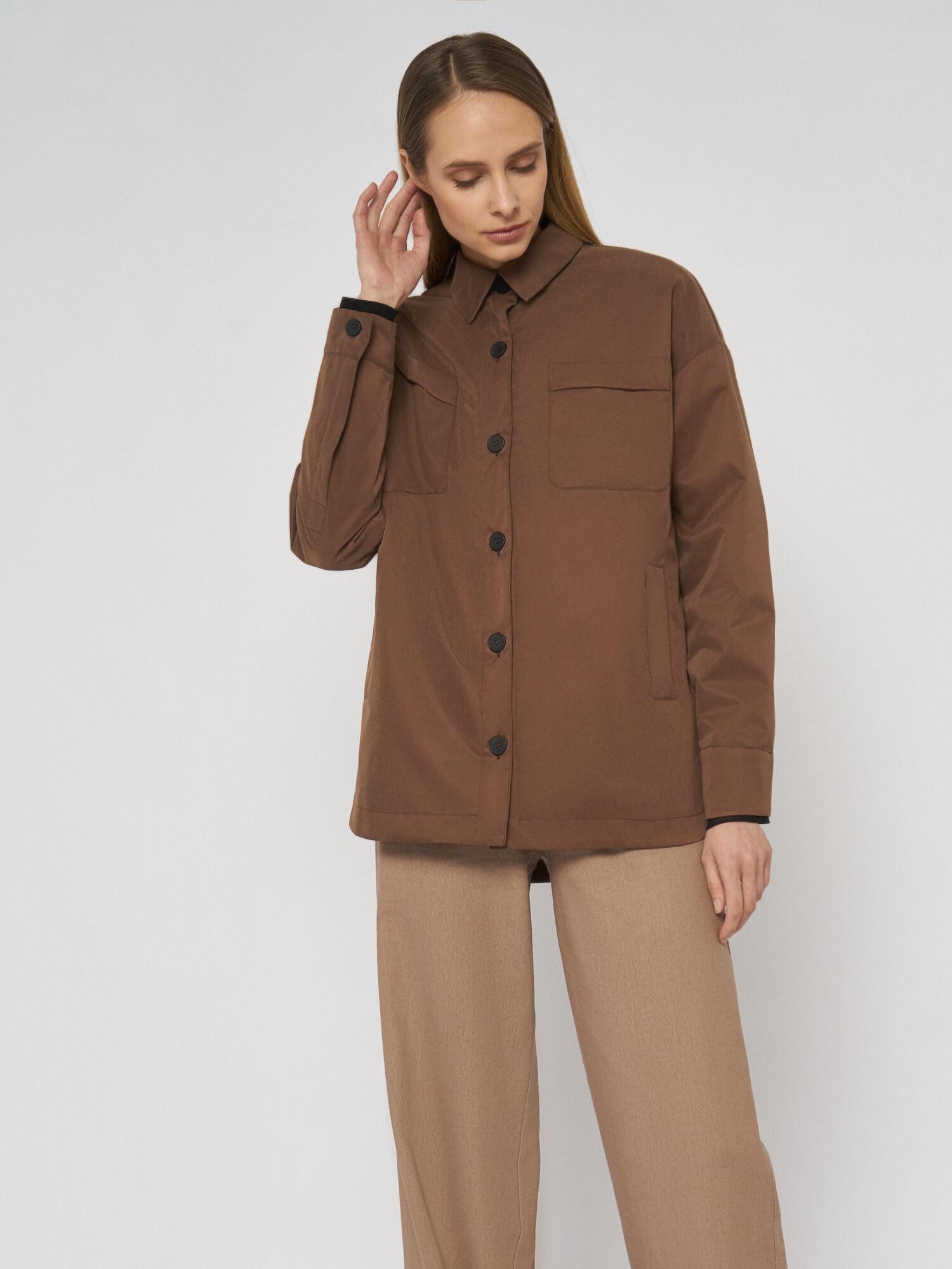 Куртка-рубашка Берлин
