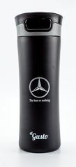Термокружка el Gusto «Mercedes» черная 470 мл