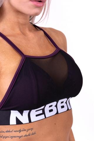 Женский топ Nebbia 692 burgundy