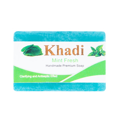 Мыло Khadi (Mint Fresh)