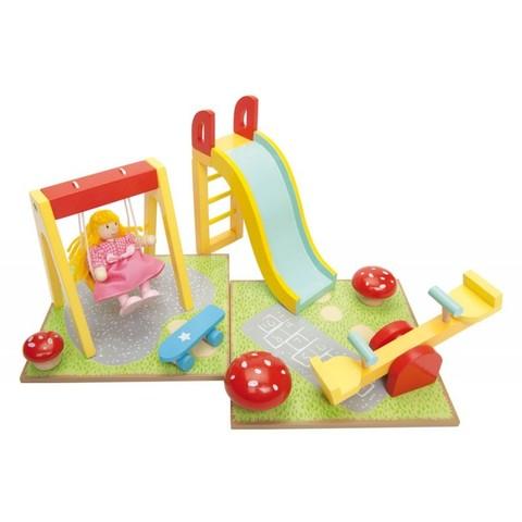 Игровой набор Детская площадка, Le Toy Van
