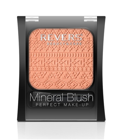 REVERS Румяна 7,5г MINERAL BLUSH Perfect make-up №04 (*3)