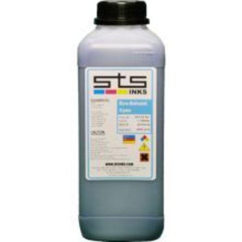 Экосольвентные (Eco-Solvent) чернила STS EcoSOL MAX, голубые (Cyan), 1000 мл