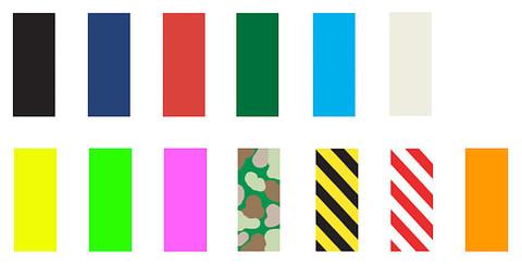 Шкурка для деки Grip Tape 60' fluor Roll 1 метр