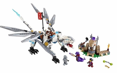 LEGO Ninjago: Титановый дракон 70748