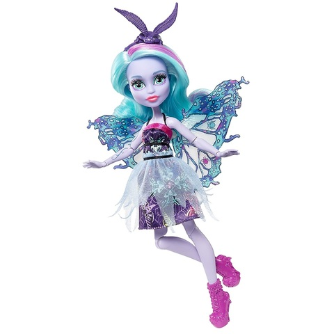 Кукла Монстер Хай Твайла (Twyla) - Садовые Монстры (Garden Ghouls), Mattel