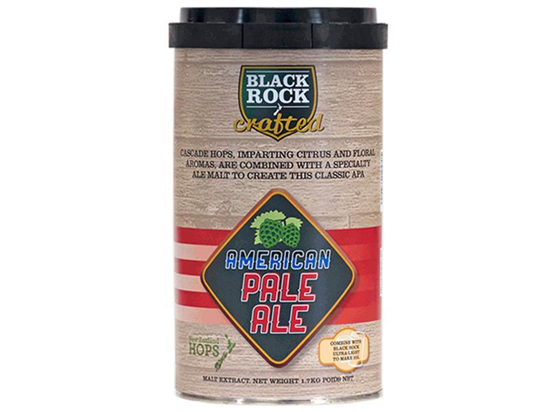 Экстракты Солодовый экстракт Black Rock Crafted American Pale Ale Black_Rock_Crafted_American_Pale_Ale.jpg
