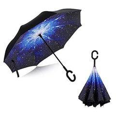 """Зонт-наоборот """"Звездное небо"""""""
