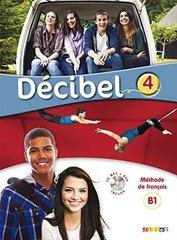 Decibel 4 Livre+CD MP3+DVD