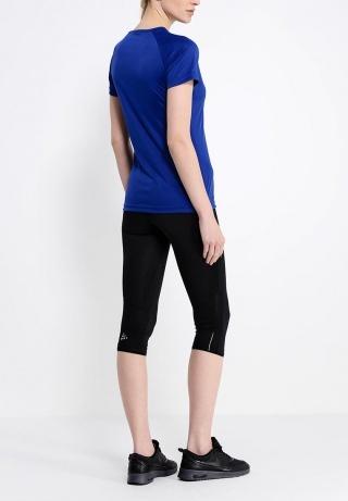Женская футболка для бега крафт Prime Run Blue (1903176-1335)