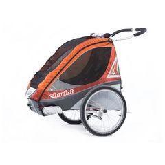 Многофункциональная детская коляска, Thule, Chariot Corsaire2, 2-мест. + ПОДАРОК