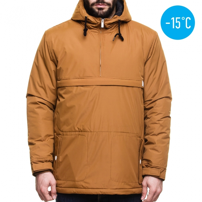 Анорак TRUESPIN Fishtail Anorak Brown